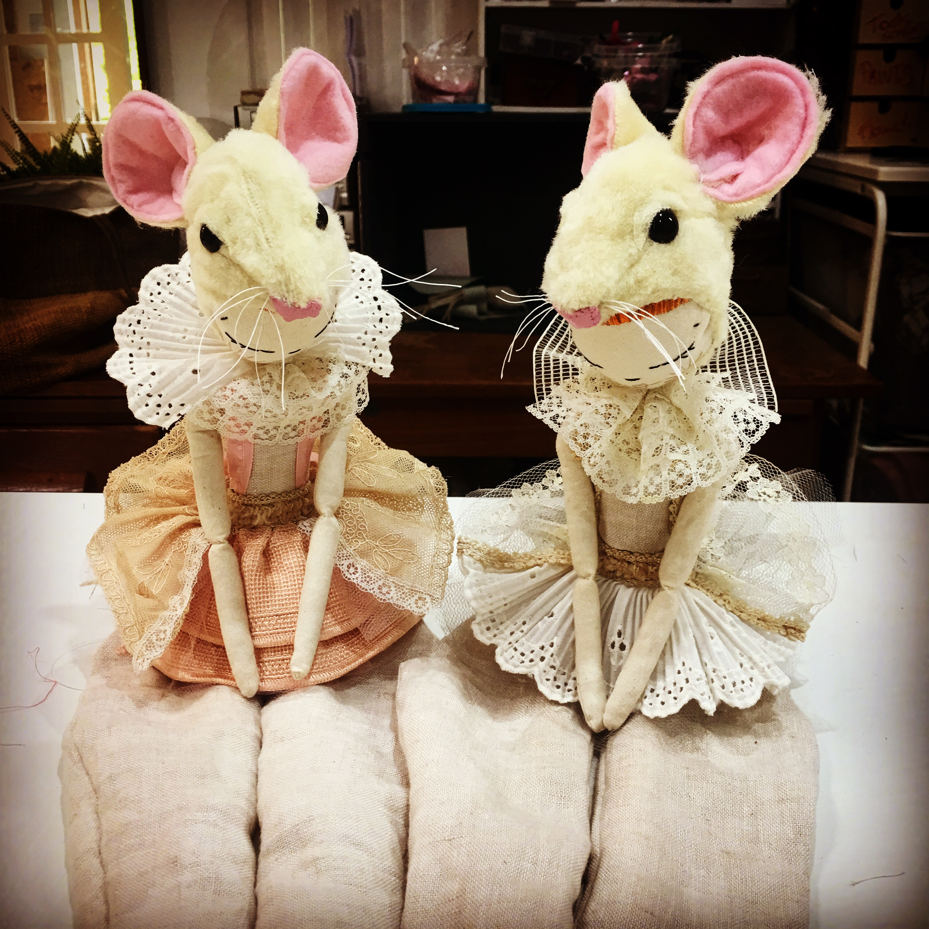 heirloom mice