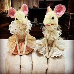 heirloom mice