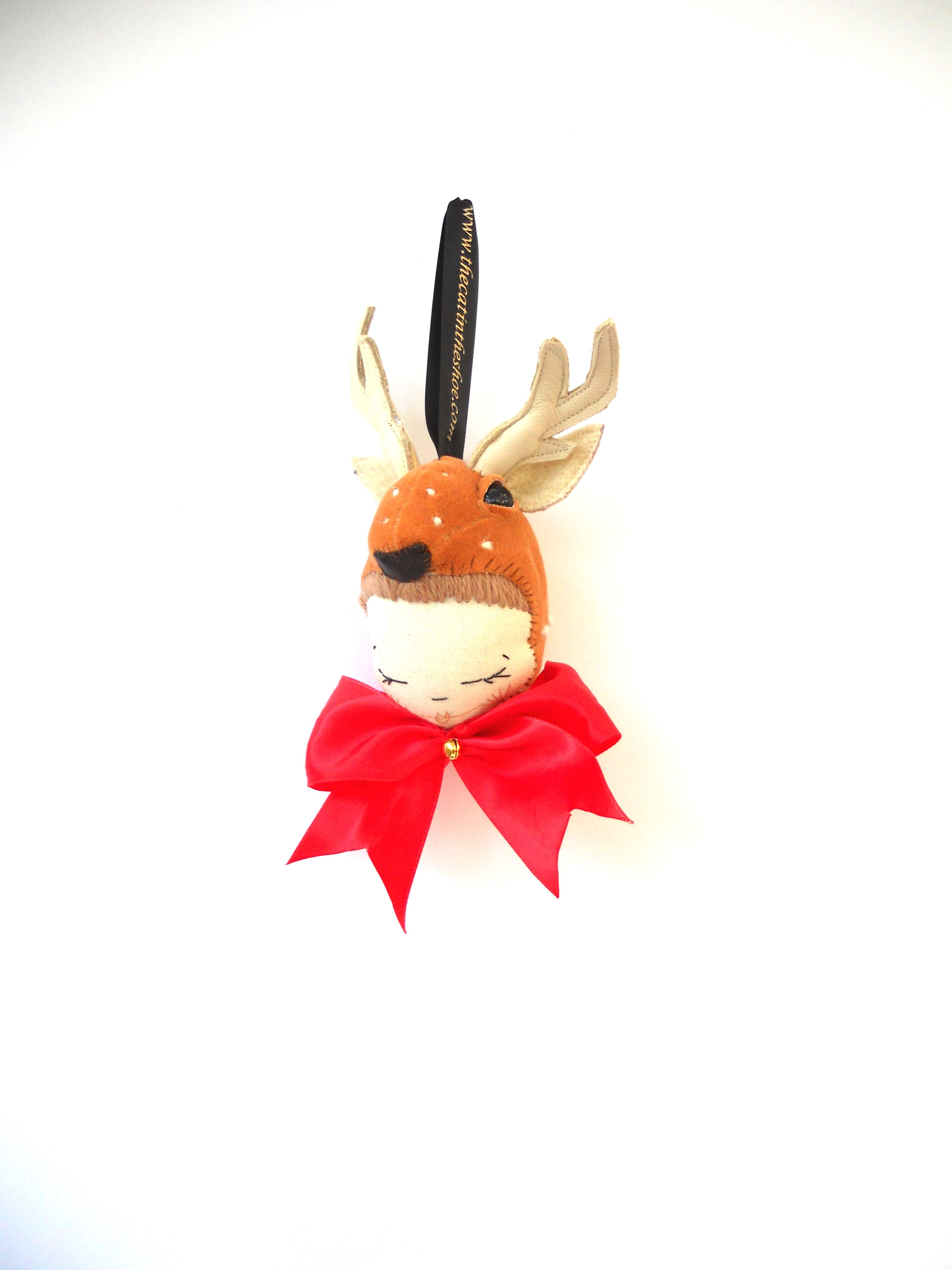 deer bauble 2017