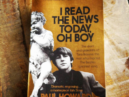 Books: I Read the News Today, Oh Boy by Paul Howard