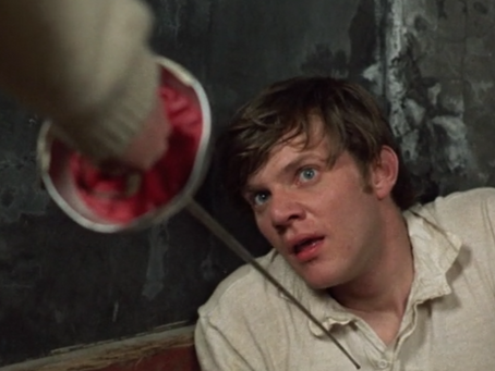 Which side will you be on?: The 50th anniversary of Lindsay Anderson's If....