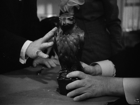 The stuff that dreams are made of: The Maltese Falcon's incredible film noir casting