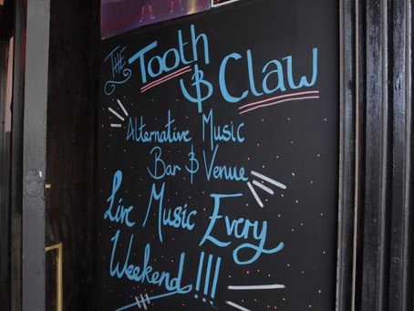 Photography: Tooth & Claw: PRS for Music Makeover launch night