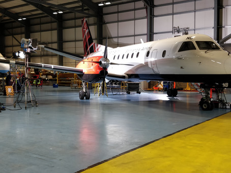 Work: Producer on Loganair - For Every Journey campaign