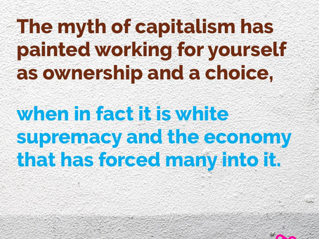 Capitalism and the Myth of Ownership: Wellness, Yoga and the Reality of Self-Employment.