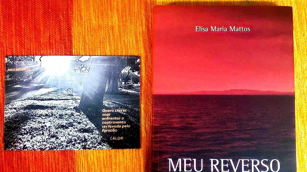 "Kit Meu Reverso + Imã Poético ""Calor"""