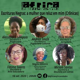 Revista África & Africanidades -Live Esc