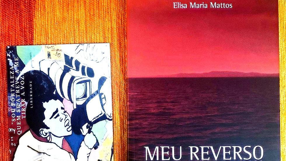 "Kit Meu Reverso + Imã Poético ""Liberdade"""