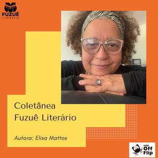 Live lançamento Coletânea Fuzuê Literári