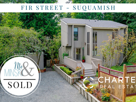 Fir Street: SOLD!