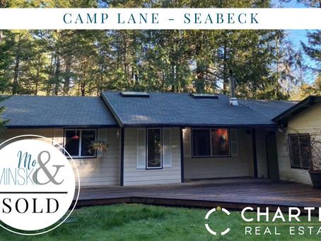 Camp Lane - Seabeck - SOLD!