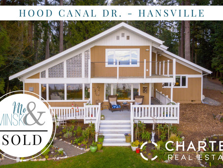 Hood Canal Dr - Hansville - SOLD!