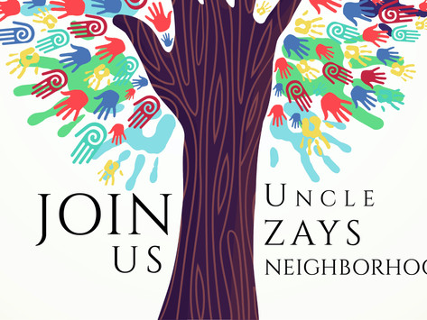 Uncle Zay's Neighborhood Task Force - 'Operation: Street Heat'