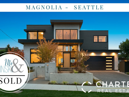 Magnolia-Seattle - SOLD!