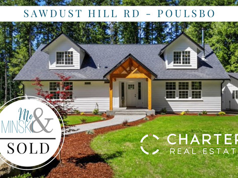 Sawdust Hill Rd - Poulsbo - SOLD!