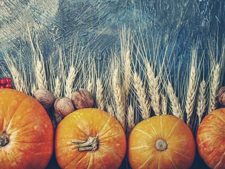 October's Trail of Treats