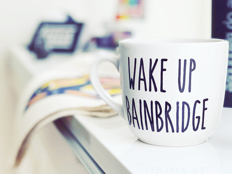 Wake Up Bainbridge Podcast: The Search for the Heart