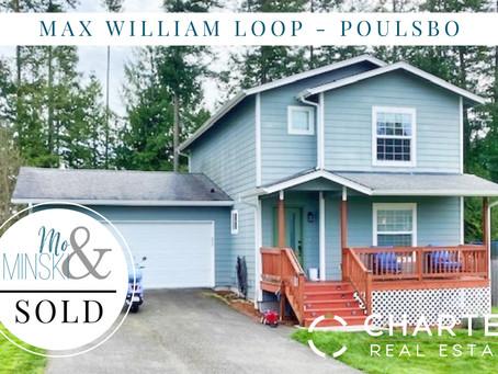 Max William Loop - Poulsbo - SOLD!