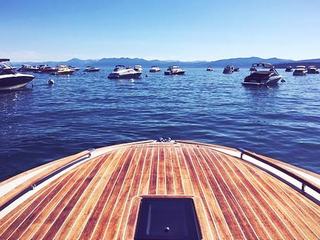 Lake Tahoe Time