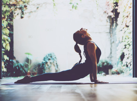 Bainbridge Island Yoga Studios: The practice of Being Present