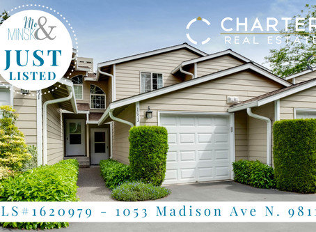 NEW LISTING: 1053 Madison Ave N, Bainbridge Island
