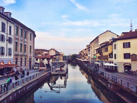 Italy: Euphoria Between Avenues and Along Canals