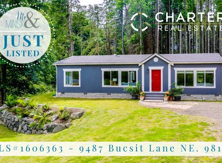 NEW LISTING: 9487 Bucsit Lane NE