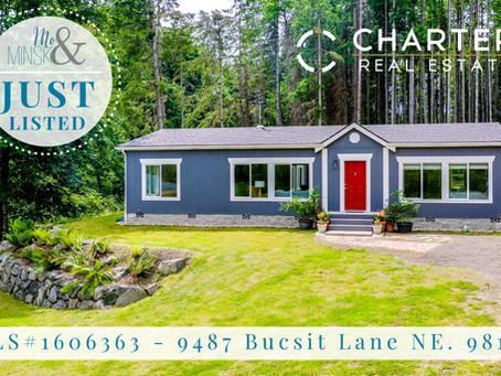 NEW LISTING: 9487 Bucsit Lane NE