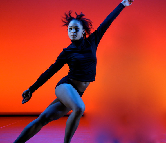 National Dance Company of Wales - Choreography by Stephen Petronio
