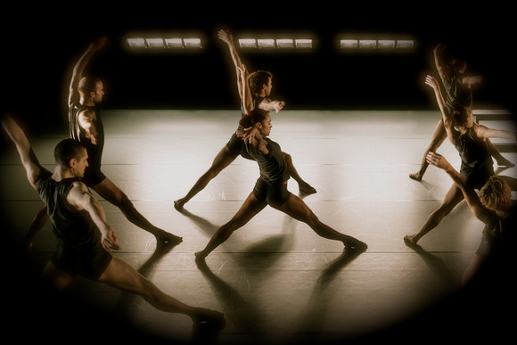 National Dance Company of Wales - Choreography by Steven Shropshire