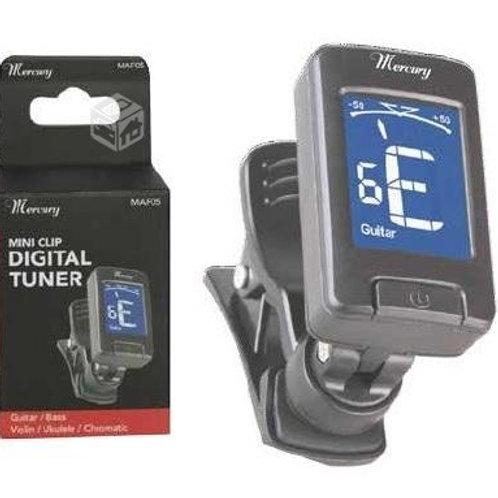 Afinador - Mini Clip Digital Tuner - Mercury