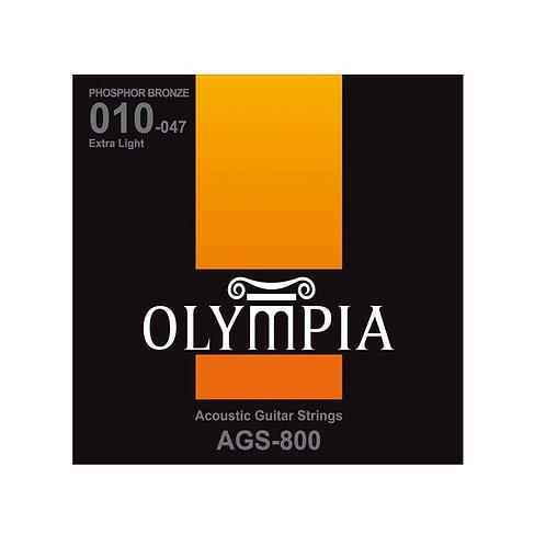 Cuerdas G. Electroacustica - Olympia 010-047