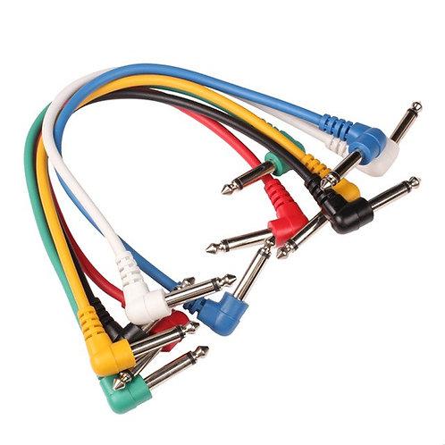 Cable De Pedal O Efecto Corto - Por Unidad
