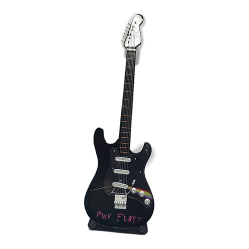 Mini Guitarras De Coleccion -Pink Floyd