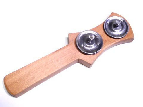 Sonajero  Simple - madera