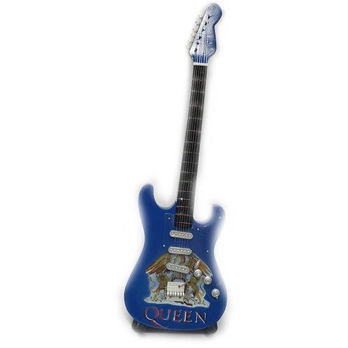 Mini Guitarras De Coleccion - Queen