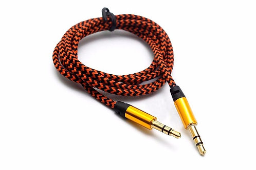 Cable Aux 3.5 - Cordón De Genero - Audio Cable