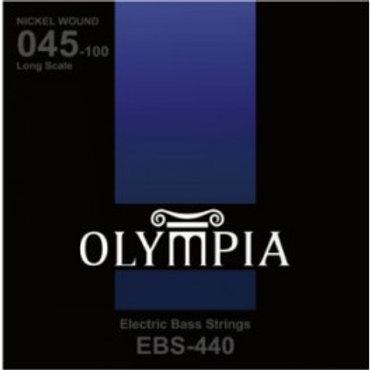 Set De Cuerdas Bajo - Olympia 4 Cuerdas