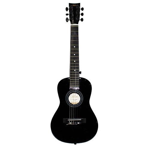 Guitarra Acústica KAPOK Color  Negro para Niño