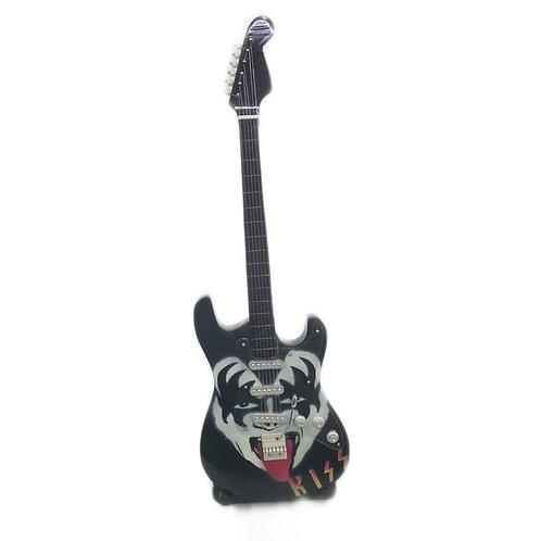 Mini Guitarras De Coleccion - Kiss