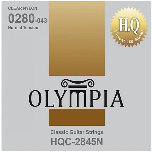Juego Cuerda Olympia 0280-043 G. Acustica