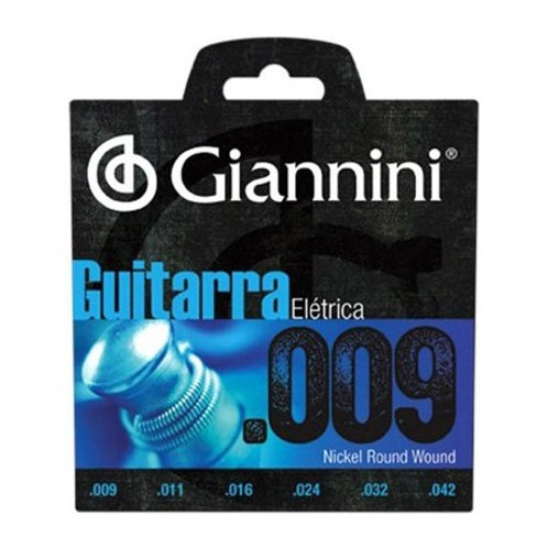 Set Cuerda Eléctrica 010 - Gianini