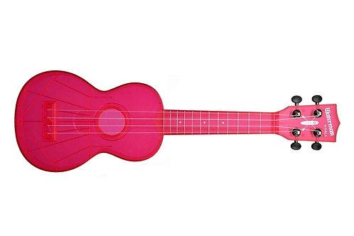 Ukelele Waterman Pink - Soprano