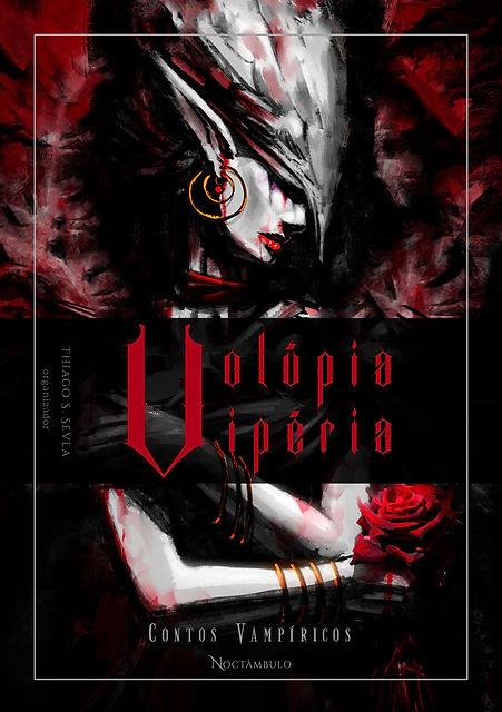 Volúpia Vipérea - Contos Vampíricos - Ca