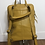 Thumbnail: Mustard leather back pack