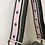 Thumbnail: Grey leather bag with changeable LOVE strap.