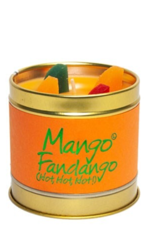 Lily-Flame Mango fandango candle