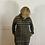 Thumbnail: Taupe/black soft jumper dress
