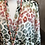 Thumbnail: Mixi leopard dress green