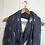 Thumbnail: Blue foil tree of life scarf
